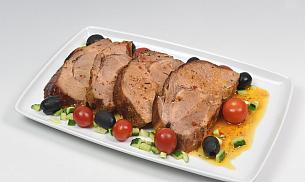 Ceafa de porc la cuptor 6 portii