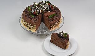 Tort de ciocolata 8 portii