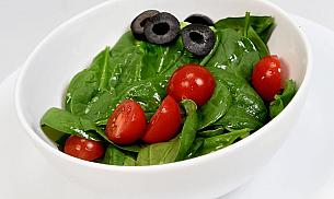 Salata de spanac baby